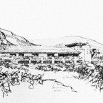 Aga Khan Residence Illustration