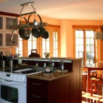 Ekstrom/Metzmaker Residence Kitchen and Dining Rooms